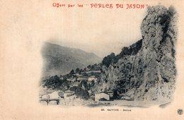B56889 Cpa  Savoie - Salins - France