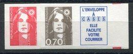 RC 11655 FRANCE N° 2824b BRIAT TVP + 70c + VIGNETTE COTE 20€ NEUF ** - Frankreich