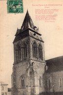 B56902 Cpa Tours De L'Eglise St Pierre D'Autils - Andere Gemeenten