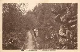 23 Creuse :  La Creuse Illustrée  Chemin Des Amoureux   Réf 6463 - Non Classés