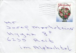Brief Von Wien Mit Marke Glückwunsch 2019 - 2011-... Briefe U. Dokumente