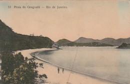 ***   BRESIL ***   RIO DE JANEIRO  Praia De Oragoata - Stamped TTB 1913 - Rio De Janeiro