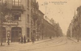 CPA - Belgique - Brussels - Bruxelles - Schaerbeek - Rue Victor Hugo - Schaerbeek - Schaarbeek
