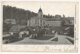 WALLFAHRTSKIRCHE AM MARIAHILFBERG IN GUTENSTEIN #6 - Gutenstein