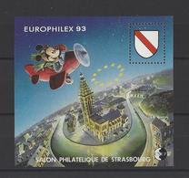 FRANCE.  YT Bloc C.N.E.P.  N° 17  Neuf **  1993 - CNEP