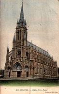 76 - BON-SECOURS - L'Eglise Notre-Dame - Bonsecours