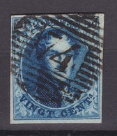 N° 7 Bien  Margé :  74  LIERRE - 1851-1857 Medallones (6/8)