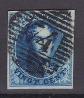 N° 7 Bien  Margé :  74  LIERRE - 1851-1857 Medallions (6/8)