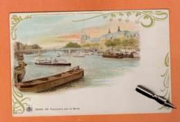CPA * *  PARIS * * N° 46 - Panorama Sur La Seine - Lotti, Serie, Collezioni