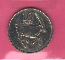 10Thebe 1976 FAO  Botswana - Botswana