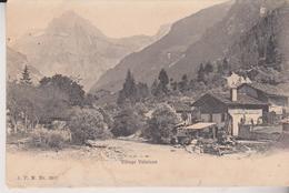 VILLAGE VALAISAN Suiza Switzerland Suisse Schweiz - VS Valais