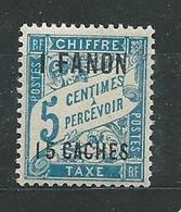 INDE  TAXE   N°  6  **  TB - India (1892-1954)