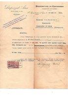 1918 DUPOIZAT MANUFACTURE DE CHAUSSURES à SAINT SYMPHORIEN D'OZON ISERE - France