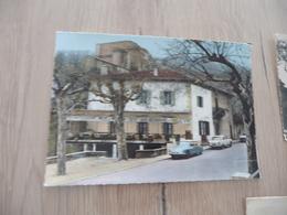 CPSM  07 Ardèche Largentière Café  Auto DS...  BE - Largentiere