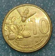 Morocco 10 Santimat, 1436 (2015) -1399 - Morocco