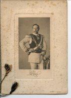 ALLEMAGNE PREUSS GUILLAUME II MENU PROGRAMME MUSICAL 27 JANVIER 1893 FEST-MAHL ZUR FEIER DES GEBURTSTAGES..KAISERS.. - Menus