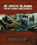 De Grote Slagen Van De Tweede Wereldoorlog ( Boek + DVD) - Books, Magazines, Comics