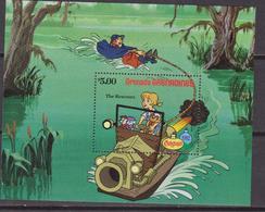 Grenada Grenadine - Disney Set MNH - Disney