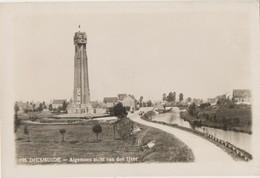 Fotokaart-  CPA . Diksmuide. Algemeen Zicht Van Den IJzer.1939 - Diksmuide