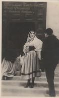 """Cartolina - Postcard / Non Viaggiata - Unsent /  Mary Cleo Tarlarini - Livio Pavanelli In """" Cavalleria Rusticana. - Opera"""