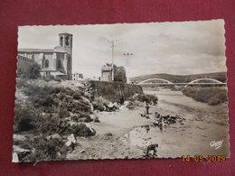 CPSM - Langeac - Les Bords De L'Allier - Langeac