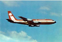 AEROAMERICA - Boeing 720 (Airline Issue) - 1946-....: Era Moderna