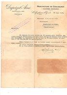 1918 COURRIER DUPOIZAT Ainé MANUFACTURE DE CHAUSSURES à SAINT SYMPHORIEN D'OZON ISERE - France