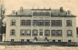 BELGIQUE   Sanatorium  Autreppe Sainte Marie Par ORMEIGNIES Habitation - Belgique