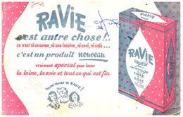 Pm R/Buvard Ravie (Format 21 X 13.5) (N= 1) - Wash & Clean