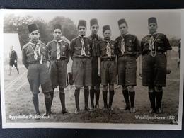 Egyptische Wereldjamboree 1937.Padvinderij. - Scouting
