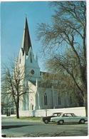 Stellenbosch: MERCEDES W115, ROVER P4  - Moederkerk - (Cape Of Good Hope, South Africa) - Toerisme