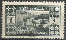 Lebanon - 1939 Bet-et-Dine 1pi MNH **    Mi 250  Sc 152 - Great Lebanon (1924-1945)
