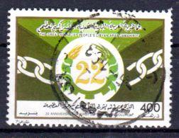 1.9.1992; 22. Jahrestag Der Revolution, Mi-Nr. 1867; Gestempelt, Los 51340 - Libyen
