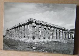 MONDOSORPRESA, PAESTUM - BASILICA NON VIAGGIATA - Grecia