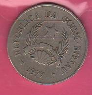 20 Pesos 1977 FAO Guinea Bissau Guinè Bissau - Guinea Bissau