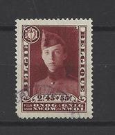 BELGIQUE.  YT  N° 325  Obl  1931 - Belgique