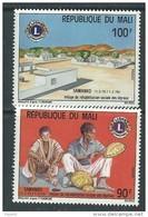 Mali  N° 234 / 35   XX  Village De Réhabilitation Sociale Des Lépreux De Samanko, Les 2 Valeurs Sans Charnière TB - Mali (1959-...)
