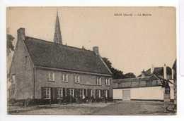 - CPA SOCX (59) - La Mairie - Photo R. Vanderbauwède - - Autres Communes