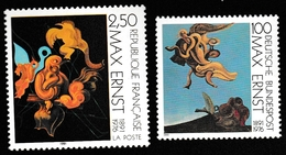 1991 Max Ernst - Joint Issues