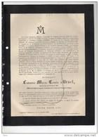 Ludovic D'Ursel Senateur °+Jolimont Boitsfort 13/10/1886 Hoboken Oostkamp Spoelberch De Lovenjoul - Décès