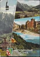 AUSTRIA - DOLOMITI AUSTRIACHE - LIENZ - VIAGGIATA 1972 FRANCOBOLLO ASPORTATO - Lienz