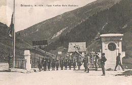 BRENNERO  - CIPPO CONFINE  - 1932 - Bolzano