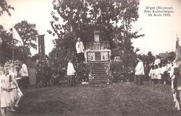 Origné (53 - Mayenne) Fête Eucharistique Du 23 Août 1932 - Altri Comuni