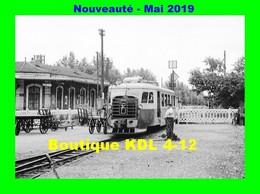 AL 564 - Autorail Billard A 150 D En Gare - LA VOULTE SUR RHÔNE - Ardèche - CFD Vivarais - La Voulte-sur-Rhône
