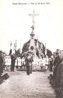 Origné (53 - Mayenne) Fête  Du 23 Août 1932 - Altri Comuni