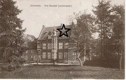 ATTENRODE - Het Kasteel (achterkant) - Glabbeek-Zuurbemde