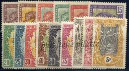 -Congo   27/41** - Congo Français (1891-1960)