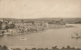 R002274 Salcombe From Portlemouth. E. P. Marshman. 1917 - Cartes Postales