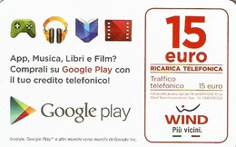 *ITALIA - WIND* - Ricarica Usata (sc. 31/12/2018) - Italy