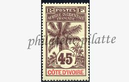 -Côte D'ivoire   30** - Unused Stamps